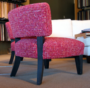 Chataway Armless Chair Back